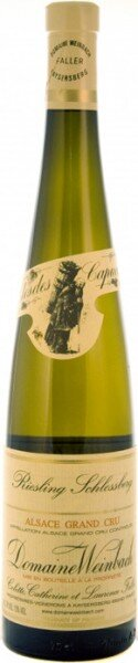 "Вино Domaine Weinbach, Riesling Grand Cru ""Schlossberg"", 2014"