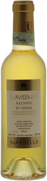 """Вино Nardello, """"Suavissimus"""", Recioto di Soave DOCG, 2007, 0.375 л"""