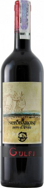 "Вино Gulfi, ""NeroBaronj"" Nero d'Avola, Sicilia IGT, 2003"
