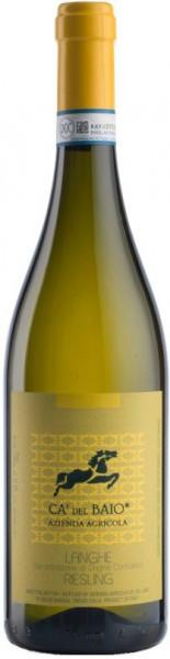 Вино Ca'del Baio, Langhe Riesling DOC, 2013