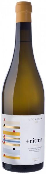 "Вино Celler Acustic, ""+ Ritme"" Blanc, Priorat DOQ, 2010"