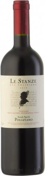 "Вино ""Le Stanze del Poliziano"", Toscana IGT, 2010"