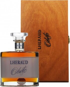 "Коньяк Lheraud, ""Obusto"" XO, wooden box, 0.7 л"