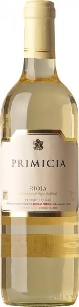 Вино Primicia, Blanco, 2012