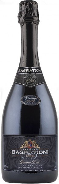 Игристое вино Bagrationi, Reserve Brut