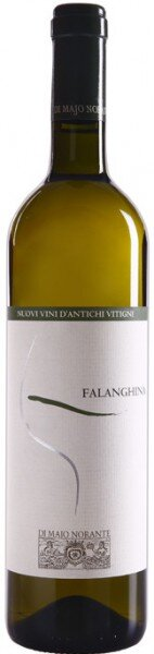 Вино Di Majo Norante, Falanghina del Molise DOC, 2011