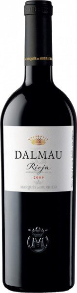 "Вино Marques de Murrieta, ""Dalmau"", Rioja DOC, 2009"