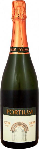 """Игристое вино Joan Raventos Rosell, """"Portium"""" Brut, Cava DO"""