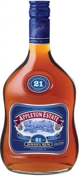 "Ром ""Appleton Estate"" 21 Years Old, 0.7 л"