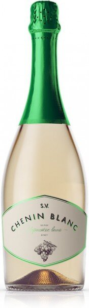 "Игристое вино Severnaya Venezia, ""S.V."" Chenin Blanc Brut"