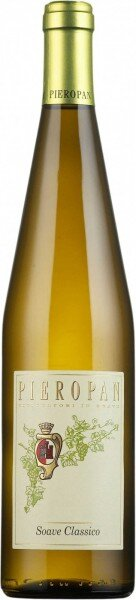 Вино Pieropan, Soave Classico DOC, 2015, 0.375 л