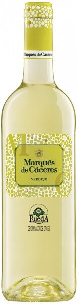 Вино Marques de Caceres, Verdejo, Rueda DO, 2015
