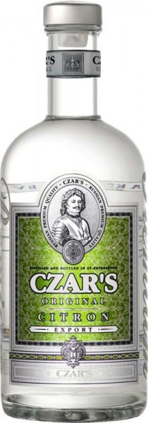 Водка Czar's Original Citron, 0.75 л