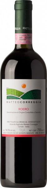 Вино Matteo Correggia, Roero DOC, 2011