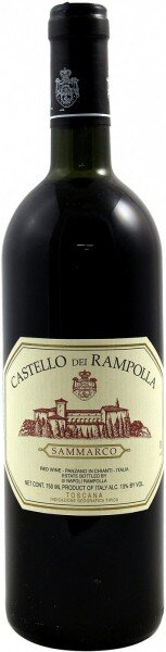 """Вино """"Sammarco"""", Toscana IGT, 2006"""