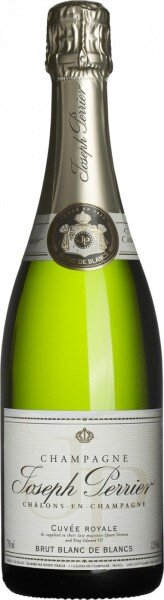 "Шампанское Joseph Perrier, ""Cuvee Royale"" Brut Blanc de Blancs"