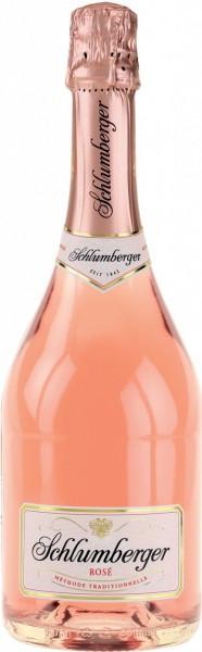 Игристое вино Schlumberger, Rose Brut