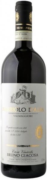 """Вино Bruno Giacosa, """"Valmaggiore"""", Nebbiolo d'Alba DOC, 2014"""