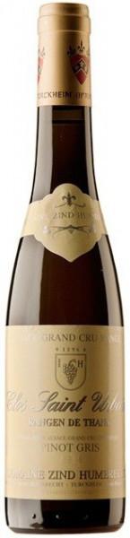 """Вино Zind-Humbrecht, Pinot Gris Rangen de Thann """"Clos Saint Urbain"""" AOC, 2006, 0.375 л"""