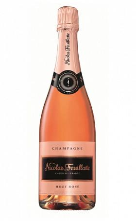 Шампанское Nicolas Feuillatte Brut Rose 0.375л