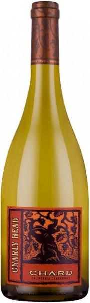 "Вино ""Gnarly Head"" Chardonnay, 2012"