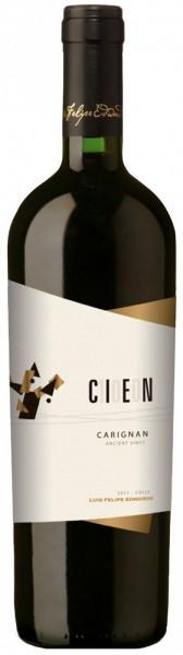 "Вино Luis Felipe Edwards, ""Cien"" Carignan, 2011"