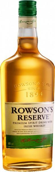 "Висковый напиток ""Rowson's Reserve"", 0.7 л"