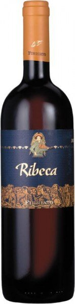 "Вино Firriato ""Ribeca"", Sicilia IGT, 2010"