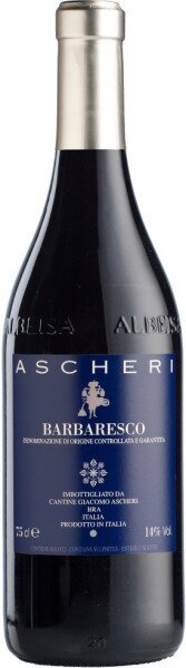 Вино Ascheri, Barbaresco DOCG, 2010