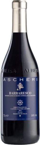 Вино Ascheri, Barbaresco DOCG, 2010