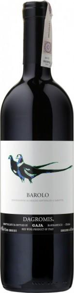 "Вино Gaja, ""Dagromis"", Barolo DOCG, 2012, 0.375 л"