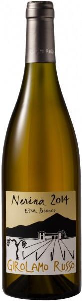 "Вино Girolamo Russo, ""Nerina"", Etna Bianco DOC, 2014"