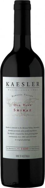 "Вино Kaesler, ""Old Vine"" Shiraz, 2009"
