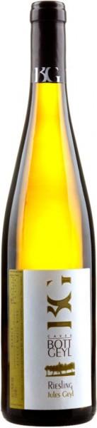 "Вино Domaine Bott-Geyl, Riesling ""Jules Geyl"", Alsace AOC, 2015"