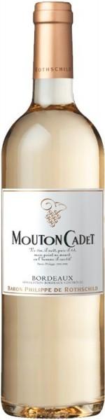 "Вино ""Mouton Cadet"" Bordeaux AOC Blanc, 2015"