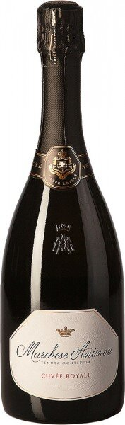 Игристое вино Marchese Antinori, Cuvee Royale, Franciacorta DOCG