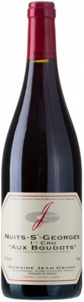 """Вино Nuits-St-Georges 1er Cru AOC """"Les Boudots"""", 2011"""
