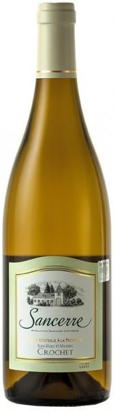Вино Jean-Marc Crochet, Sancerre AOC, 2015, 0.375 л