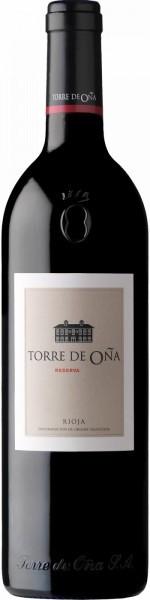 """Вино """"Torre de Ona"""" Reserva, Rioja DOC, 2010"""
