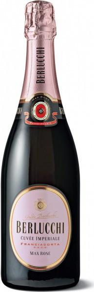 "Игристое вино Guido Berlucchi, ""Cuvee Imperiale"" Max Rose, Franciacorta DOCG, gift box"