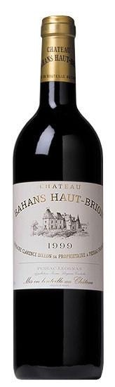 Вино Chateau Bahans Haut-Brion AOC Pessac-Leognan 1999
