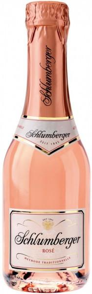 Игристое вино Schlumberger, Rose Brut, 0.2 л