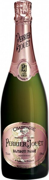 Шампанское Perrier-Jouet, Blason Rose, Champagne AOC