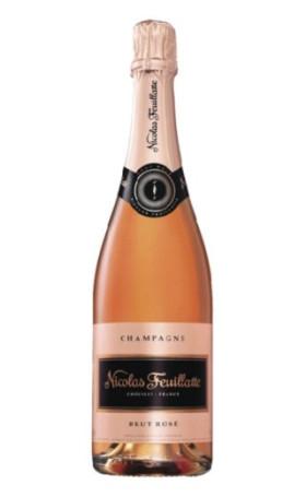 Шампанское Nicolas Feuillatte Brut Rose 0.75л