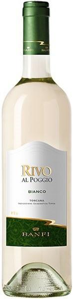 "Вино Castello Banfi, ""Rivo al Poggio"" Bianco, Toscana IGT, 2011"