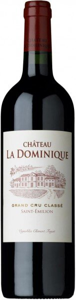 Вино Chateau la Dominique, St-Emilion Grand Cru Classe AOC, 2007