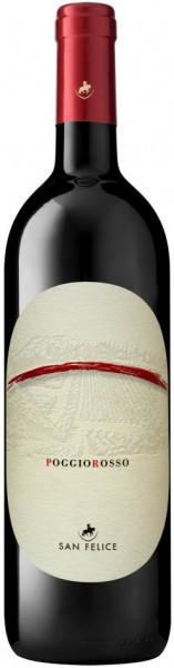 """Вино San Felice, """"Poggio Rosso"""" Chianti Classico Gran Selezione DOCG, 2013"""