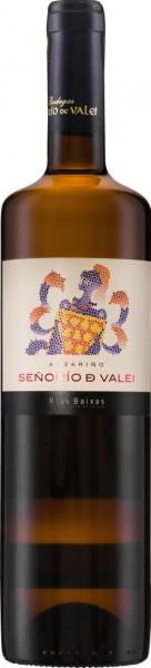"""Вино """"Senorio de Valei"""", DO Rias Baixas, 2014"""