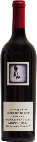 """Вино Two Hands, """"Secret Block"""" Shiraz, 2011"""
