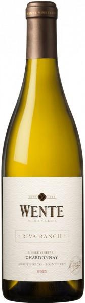 "Вино Wente, ""Riva Ranch"" Chardonnay, 2013"